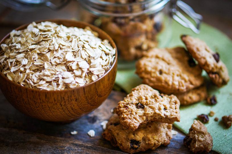 Takie ciasteczka będą doskonałą przekąską na drugie śniadanie /123RF/PICSEL