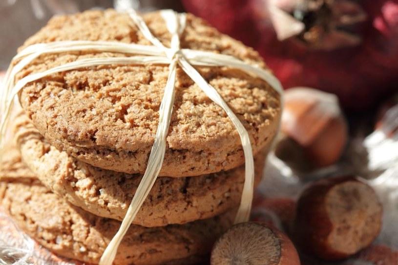 Takie ciasteczka możesz zabrać do pracy na drugie śniadanie /123RF/PICSEL