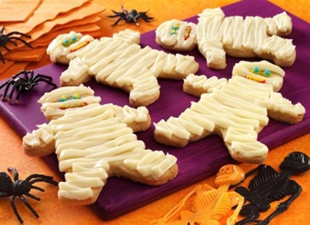 Takie ciasteczka smakują doskonale. /materiały prasowe