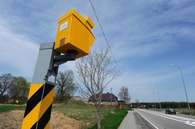 Takie fotoradary może obsługiwać wyłącznie ITD / Fot: Piotr Matusewicz /East News