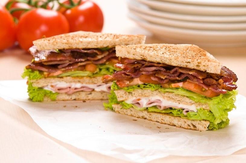 Takie kanapki to idealne drugie śniadanie lub lunch /123RF/PICSEL
