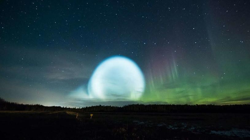 Takie kule można było obserwować nad Syberią /Fot. Aleksei Yakolew /materiały prasowe