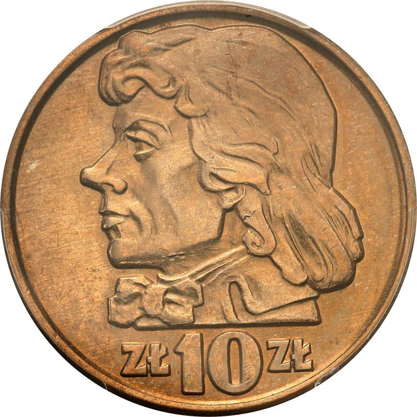Takie próbne monety z wizerunkiem Tadeusza Kościuszki wybito zaledwie w pięciu egzemplarzach /materiały promocyjne