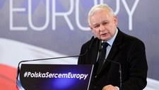 """""""Takie same proszki"""", ale """"gorzej piorą"""". Jarosław Kaczyński o nierównościach w UE"""