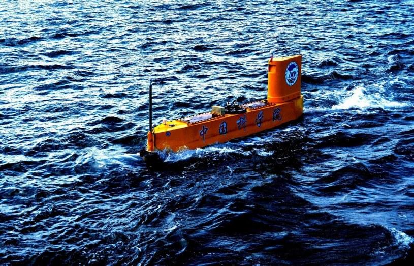 Takie statki mają pojawić się na morzach i oceanach na całym świecie /Fot. Siping Zheng /materiały prasowe