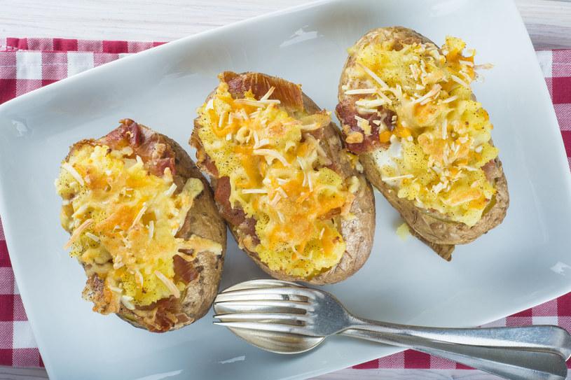 Takie ziemniaki są naprawdę pyszne! /123RF/PICSEL