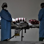 Takiego obciążenia służby zdrowia jeszcze w pandemii nie mieliśmy
