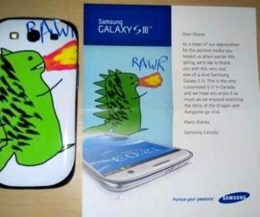Takiego Samsunga Galaxy S III jeszcze nie widzieliście!