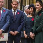 Takiego zdjęcia rodzina królewska jeszcze nie miała! Księżna Kate i Meghan zaskoczyły!