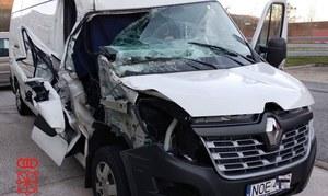 Takim autem próbował wrócić z Hiszpanii do Polski