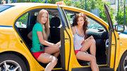 Taksówka oczami kobiety