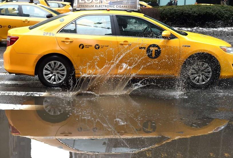 Taksówka w Nowym Jorku /AFP