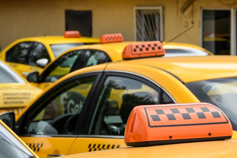 Taksówkarz, który wjechał w ludzi w Moskwie, zostanie w areszcie (zdjęcie ilustracyjne) /Kirill Kudryavtsev /AFP