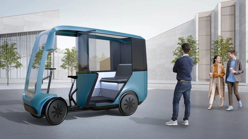 Taksówki z napędem nożno-elektrycznym przyszłością zatłoczonych miast? [FILM] /Geekweek