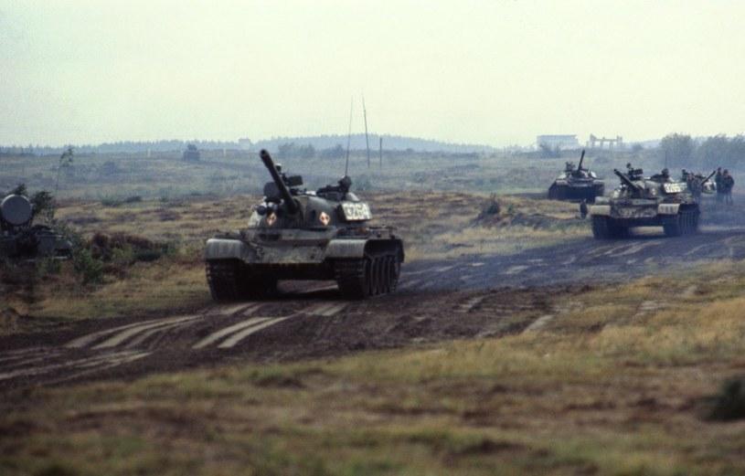 Taktyczne uderzenia atomowe miały utorować drogę polskim dywizjom pancernym /Wojtek Laski /East News