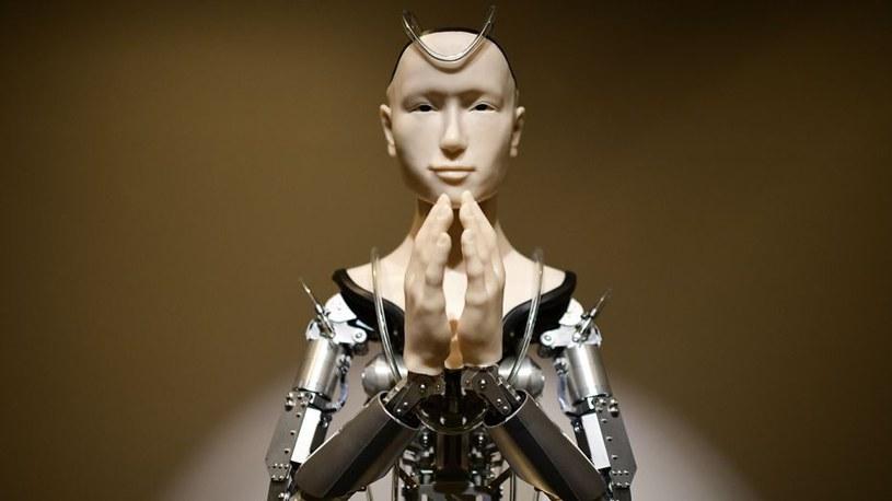 Także robot może głosić buddyzm /materiały prasowe