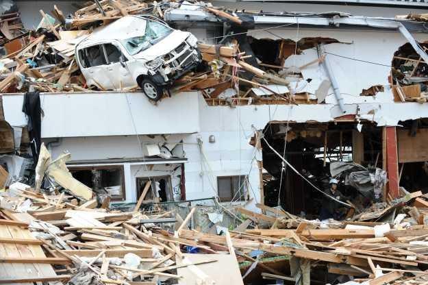 Także Skype stara się pomagać ofiarom trzęsienia ziemi w Japonii /AFP