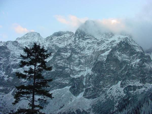 Także w polskich górach jest dziś niebezpiecznie /RMF