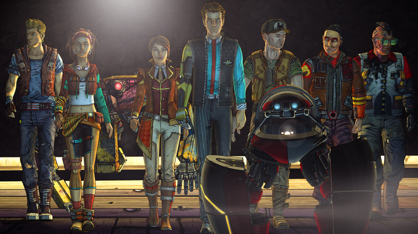 Tales from the Borderlands /materiały prasowe