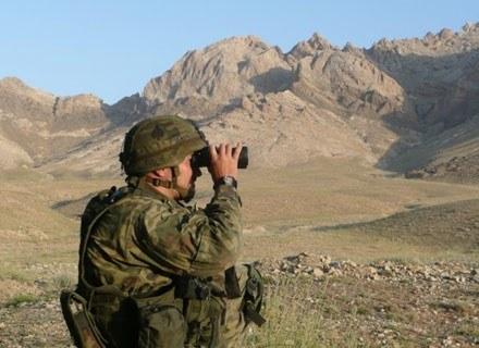 Talibowie atakują Polaków coraz częściej. I niestety, są coraz skuteczniejsi.../fot. Marcin Gil /