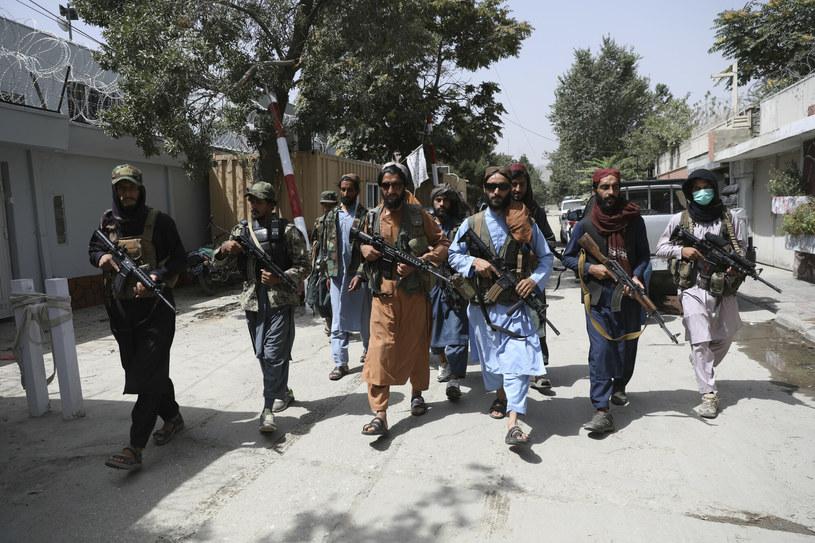Talibowie na ulicach Kabulu, 18 sierpnia 2021 r. /AP/Associated Press/East News /East News