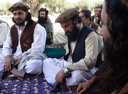 Talibowie ostrzegają przed głosowaniem w wyborach /AFP