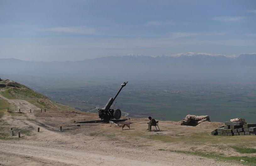 Talibowie twierdzą, że śmigłowiec został zestrzelony; zdj. ilustracyjne /AFP