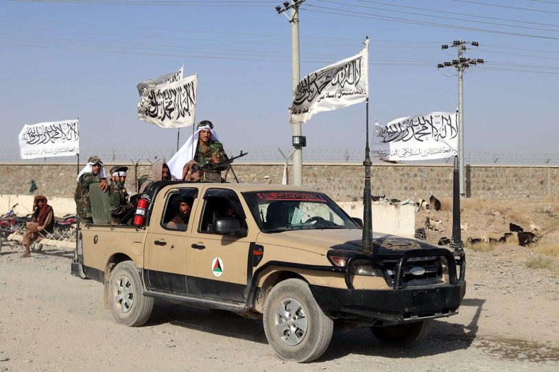 Talibowie w Afganistanie /STRINGER /PAP/EPA