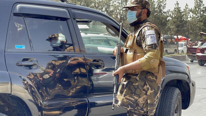 Talibowie w Afganistanie /ANADOLU AGENCY /Getty Images