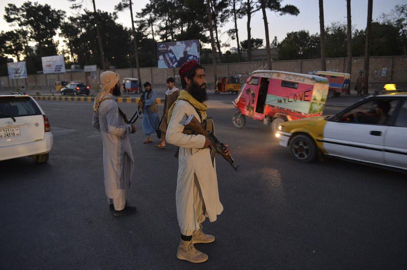 Talibowie w Afganistanie /Hoshang Hashimi / AFP /AFP