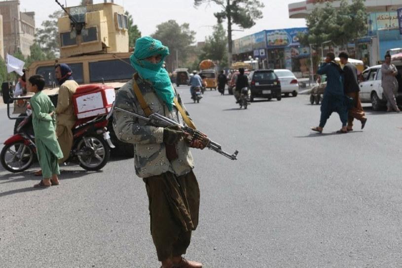 Talibowie w Heracie/Zdj. ilustracyjne /AA/ABACA/Abaca /East News