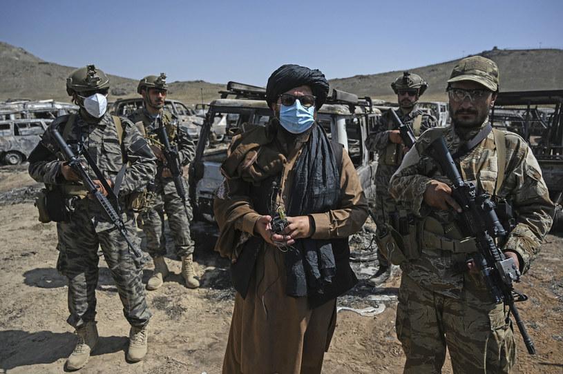 Talibowie; zdj. ilustracyjne /AFP