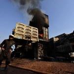 Talibowie znów atakują ciężarówki