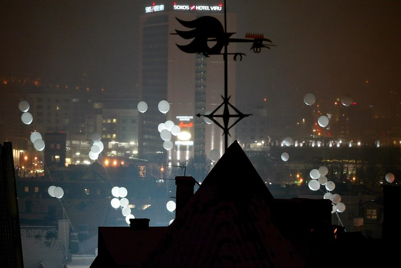 Tallinn/zdjęcie ilustracyjne /AFP