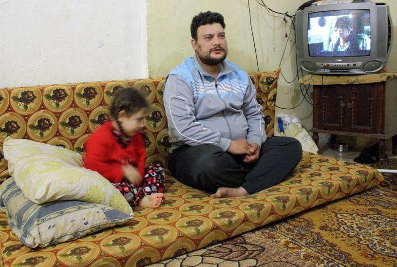 Tam nikt nie boi się boga – mówi Ayman. Ma na myśli Syrię... /Marcin Ogdowski /INTERIA.PL
