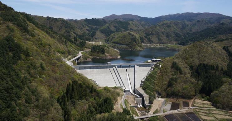 Tama budowana przez Obayashi Corp. /materiały prasowe