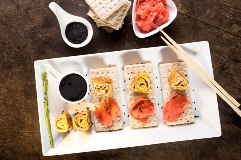 Tamagoyaki w wersji domowej! /materiały prasowe