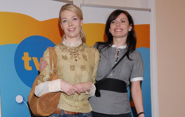Tamara Arciuch, Agnieszka Dygant  /MWMedia