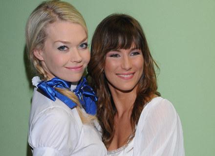 Tamara Arciuch i Anna Bosak wystąpią razem w serialu, fot.A.Kepinski /MWMedia