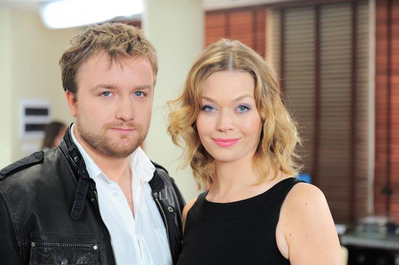 Tamara Arciuch i Bartek Kasprzykowski /Wojciech Olszanka