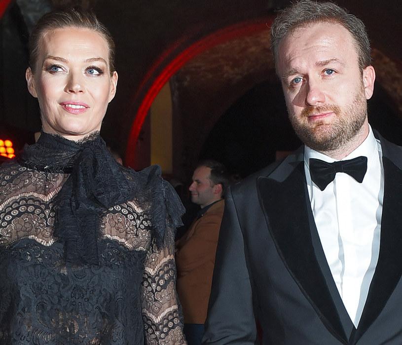 Tamara Arciuch i Bartłomiej Kasprzykowski /Andras Szilagyi /MWMedia