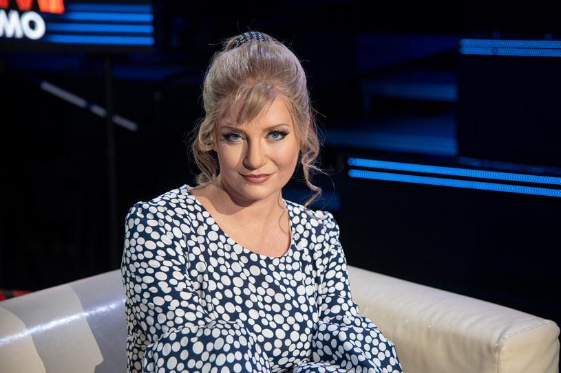 Tamara Arciuch jako Anna German /Polsat