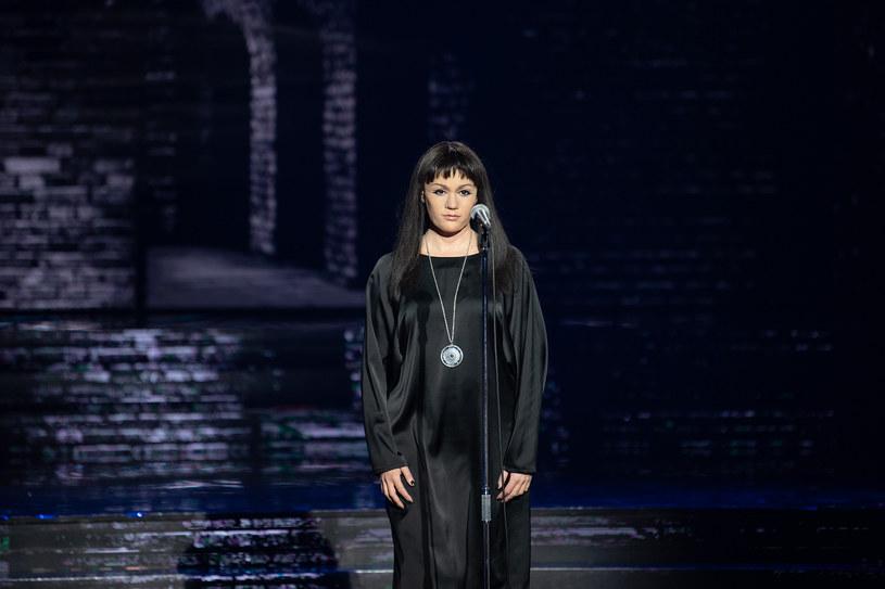 Tamara Arciuch jako Ewa Demarczyk /Polsat