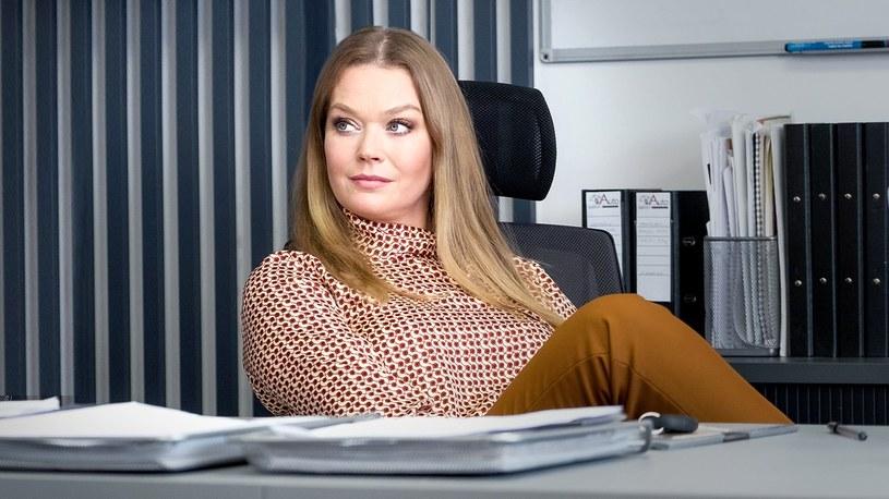 """Tamara Arciuch w """"Przyjaciółkach"""" /Polsat"""