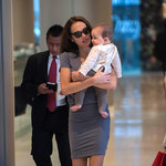 Tamara Ecclestone z córką na zakupach