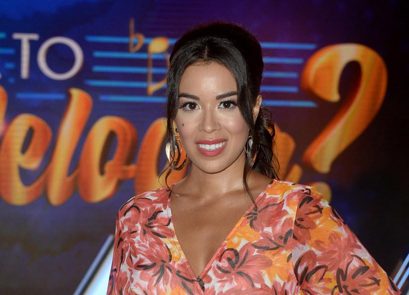"""Tamara Gonzalez Perea nie poprowadzi już """"Pytania na śniadanie"""" /Jan Bielecki/East News /Reporter"""