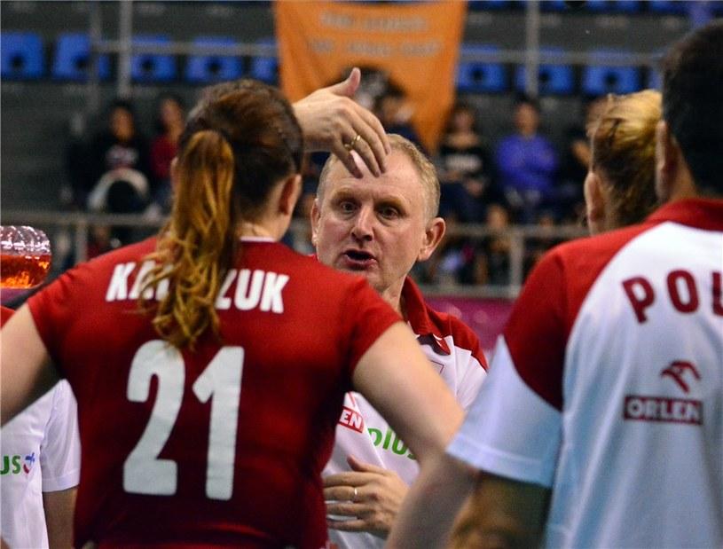 Tamara Kaliszuk zdobyła 19 punktów /www.fivb.org