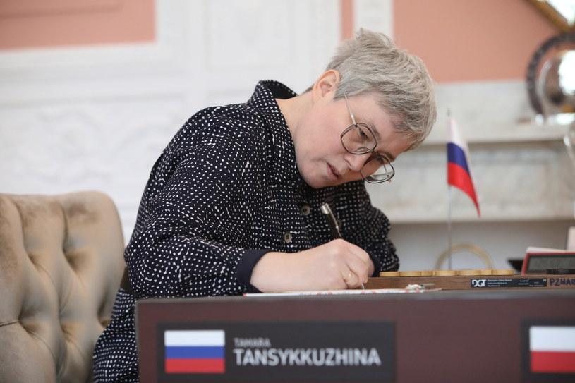Tamara Tansykkużyna / Leszek Szymański    /PAP