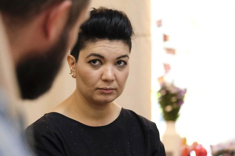 Tamila Tasheva w rozmowie z reporterem Interia.pl /Paweł Krawczyk /INTERIA.PL