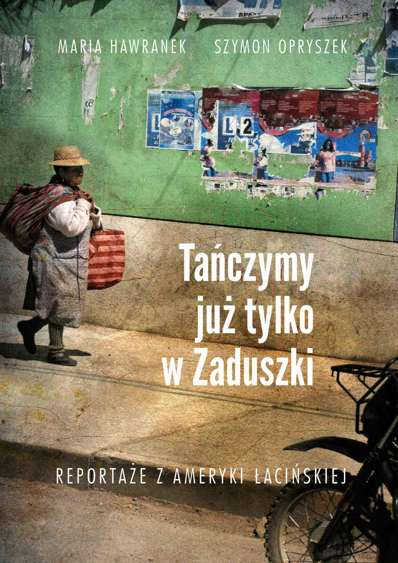 """""""Tańczymy już tylko w Zaduszki"""" /Wydawnictwo Znak"""